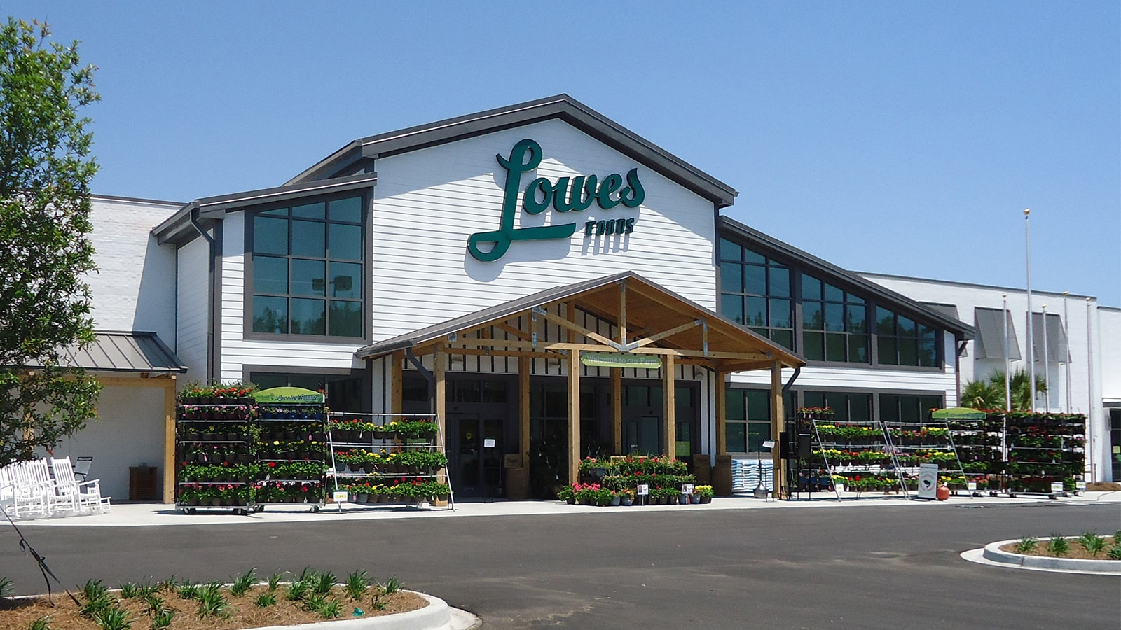 Lowes Foods In The News