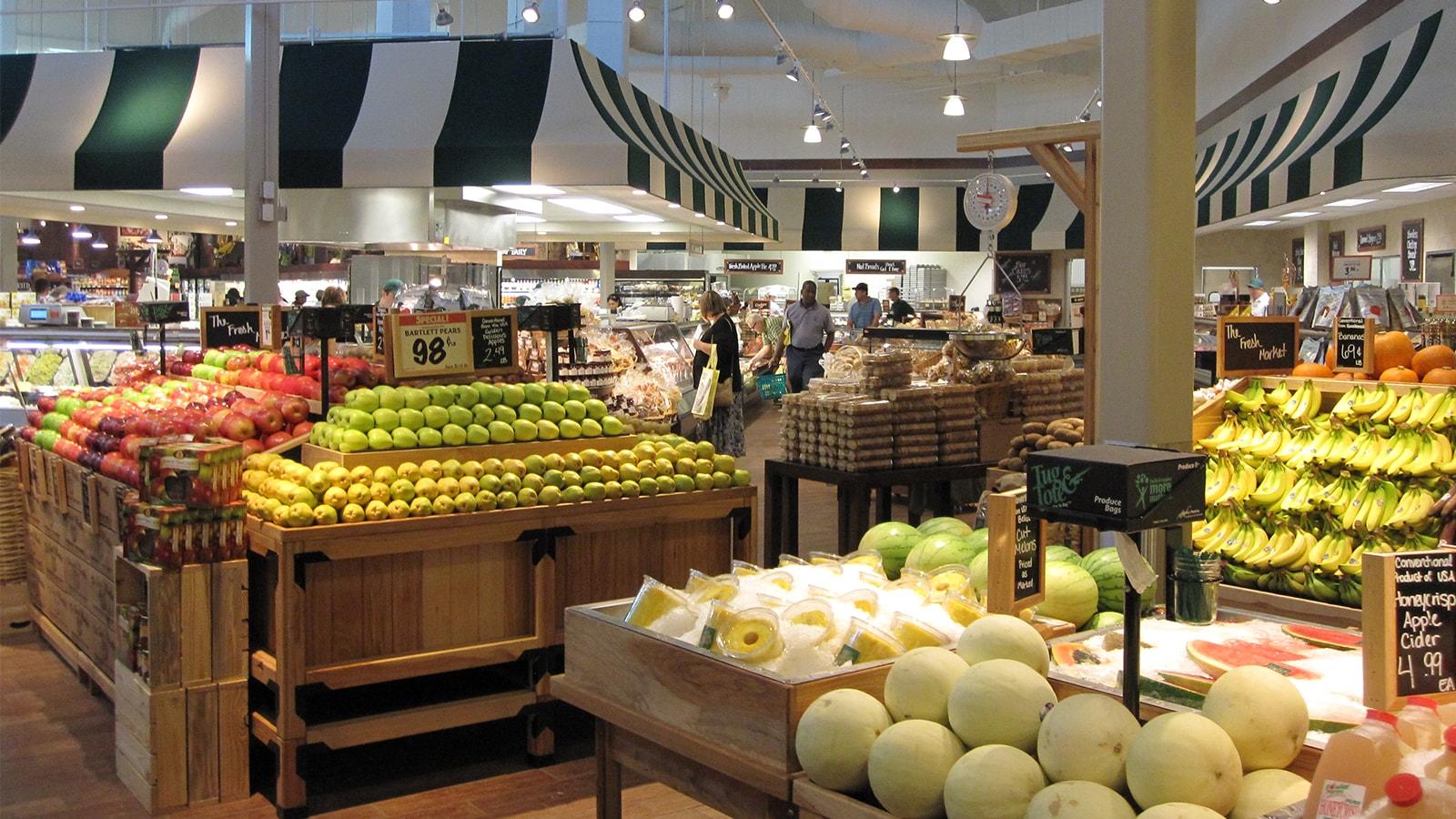the fresh market   api(+)